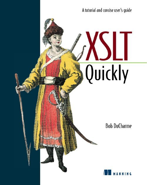 XSLT Quickly