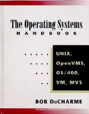 [Operating Systems Handbook cover]
